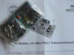 QRP-Trans.-80m.Bausatz