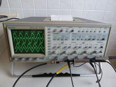 4-Kanal Digitalspeicher-Oszilloskop - Siemens Oscillar D1034