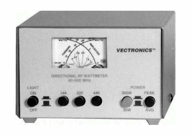 SWR-Meter Vectronics PM-30UV
