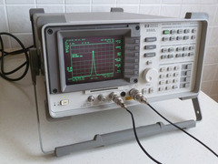 HP 8592L Spectrum-Analyzer 9 kHz - 22 GHz, Hewlett-Packard Spektrum-Analyser, Agilent