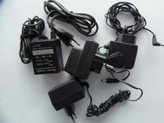 Unterschiedliche  Adapter