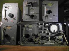 Singer Messempfänger NF-105 14 kHz - 1 GHz