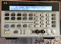 HP8904A Multifunction Synthesizer incl. Opt. 01 DC-600 kHz