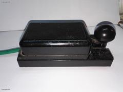 Verkaufe RFT-Morsetasten