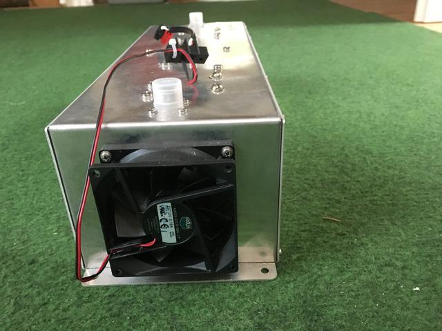 18 MHZ Highpower Filter Perfobox 1,5 KW