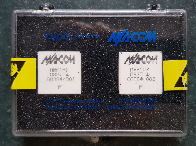 MRF157 MOSFETs