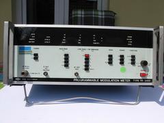 Modulationsmesser EMG  Modell TR-5403