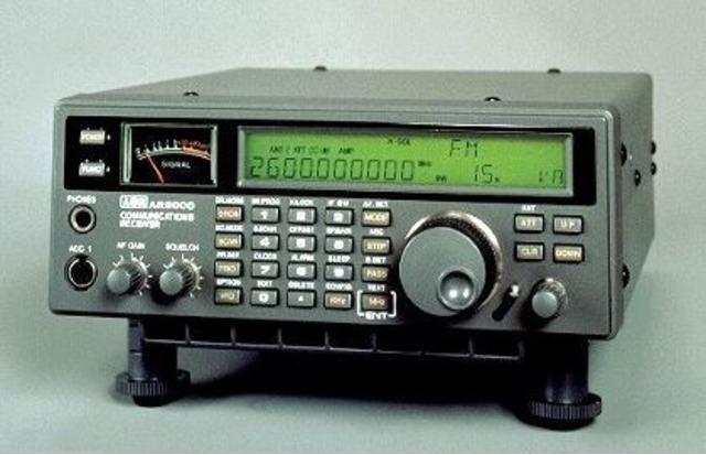 AOR AR-5000 AR5000