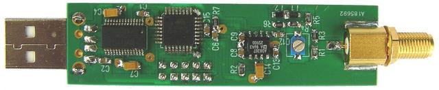 AS629 USB-HF-Leistungsmesser - AATiS