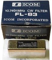 Icom CW-Filter FL-83