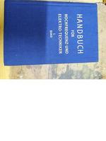 Handbuch HF-und E-Technik Curt Rint