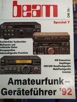 beam Spezial Afu-Geräte 92