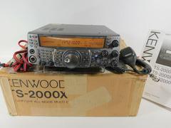 Kenwood TS-2000X Ham Radio Transceiver