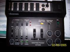 Audio und Videomischpult