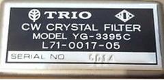 Suche Kenwood YG-3395c