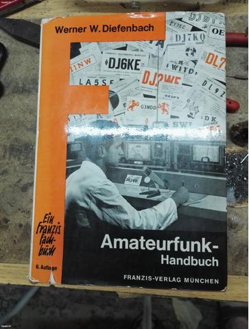 Handbuch Amateurfunk Werner W. Diefenbauch