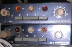 U 600 RFT Bedienteil 2 Stk