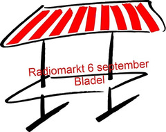 Radio-Elektronik-Markt am 6. September in Bladel NL
