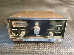 Verschiedene Funkgeräte und Zubehör aus Nachlass