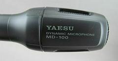 Yaesu MD-100A8X Dynamische Tischmikrofone MD-100A8X