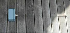 Aktivantennen-Gehäuse und Ersatz-GFK-Stäbe