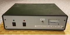 DF1JM Transverter  28MHz – 432 MHz