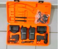 NOTfunk Koffer mit AFU/ BOS 2m Feuerwehr/ Freenet