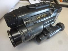 Nostalgie! S-VHS Videokamera  Panasonic NV-S7EG