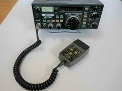 ICOM IC730 mit Netzteil IC PS15 und Zubehör