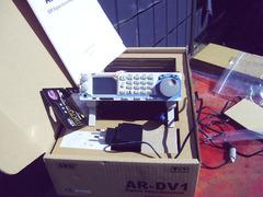 sprzedam  japonski  skaner czestotliwosci cyfrowy /anal  AOR AR  /DV1