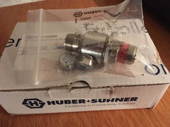 Huber+Suhner Coaxial overvoltage protector