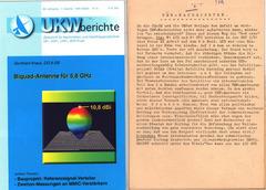 UKW Berichte