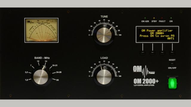 OM Power OM2000+