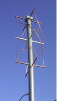 QFH-Antenne für das 137-138MHz Wettersatellitenband (NOAA, METEOR)
